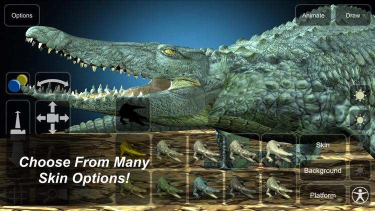 Crocodile Mannequin screenshot-4