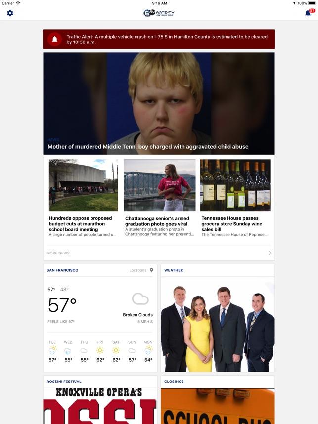 wate 6 news app