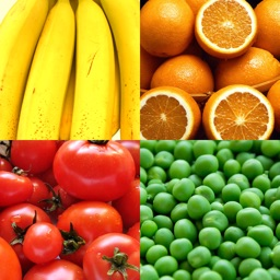 Fruit and Vegetables - Quiz