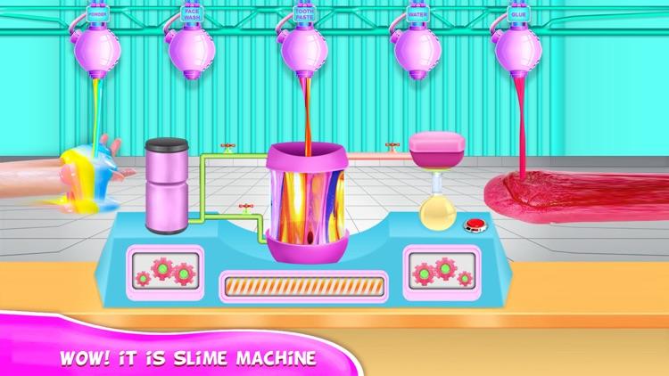 Diy Make Slime Factory Fun screenshot-4