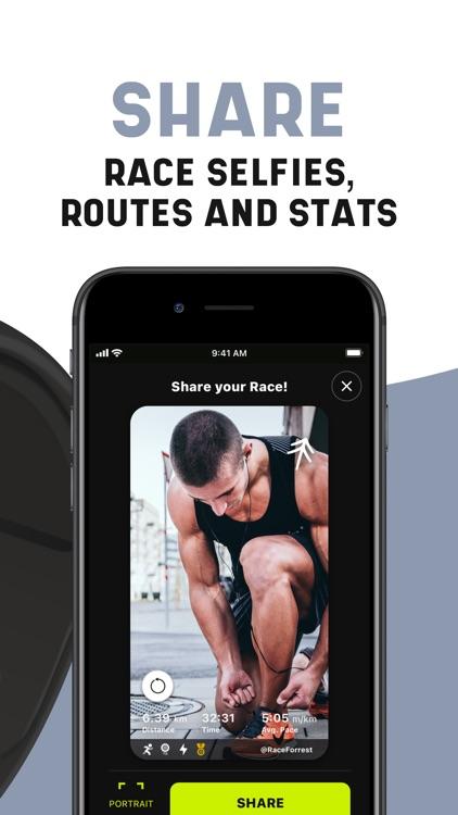 Forrest — Run. Ride. Race! screenshot-3