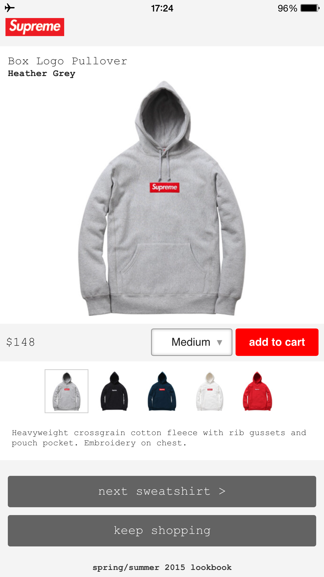 Supreme Screenshot