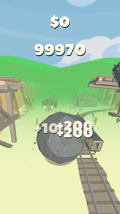 Rock of Destruction! screenshot-3