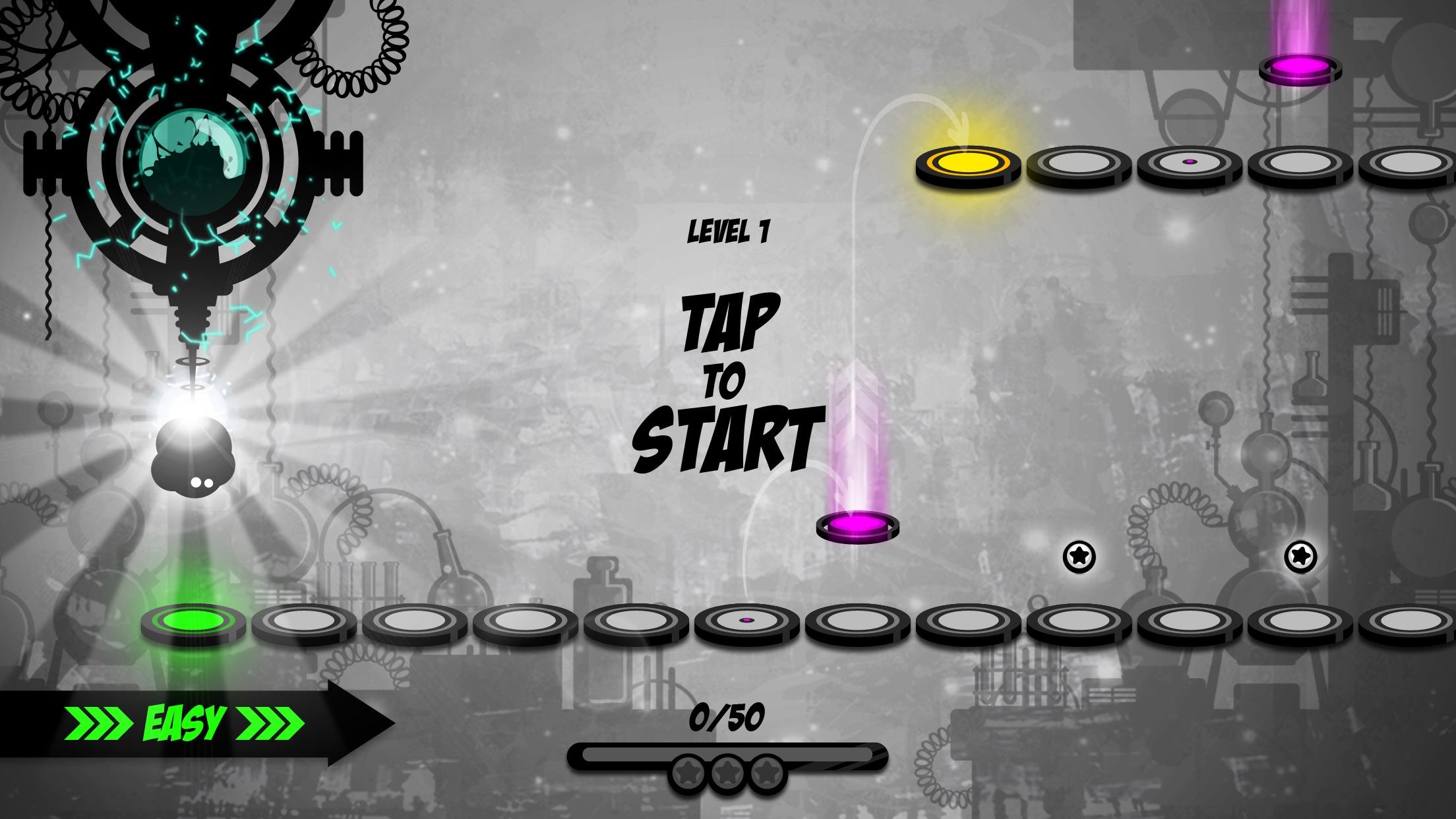 Screenshot do app Give It Up! 2: Salto de Ritmo