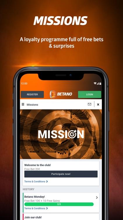 Betano - Online Betting screenshot-3