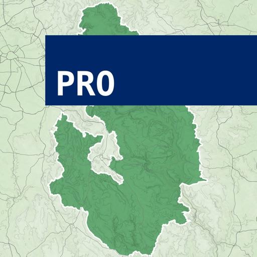 Peak District Map Pro