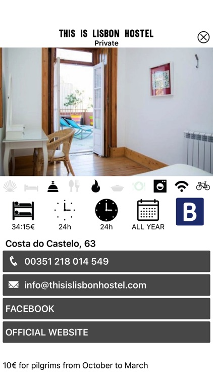 Wisely : Camino Portugués screenshot-3