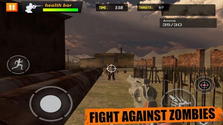 Gun SHOOT Killer:Z Combat Hero