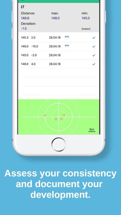 Golfer's Distance Pro screenshot-3