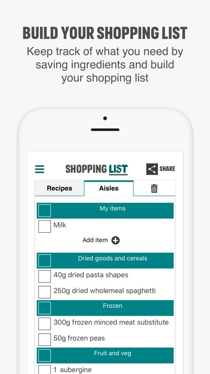 NHS Easy Meals screenshot-3