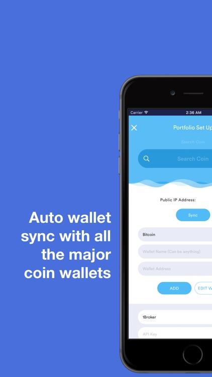 Whalefolio - Crypto Portfolio