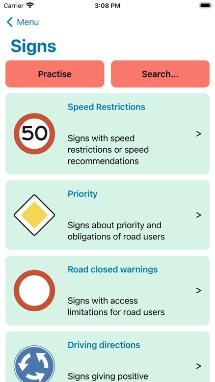 Traffic Lessons
