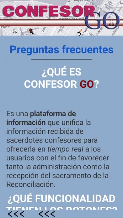 ConfesorGoMx screenshot 4