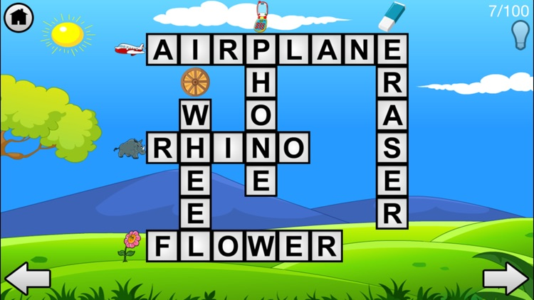 Crossword Puzzle Game For Kids screenshot-2