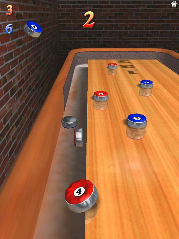 Ipad Screen Shot 10 Pin Shuffle Bowling 5