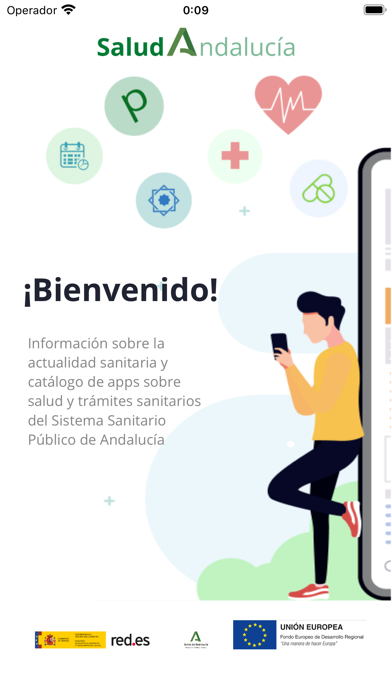 Descargar Salud Andalucía para Android