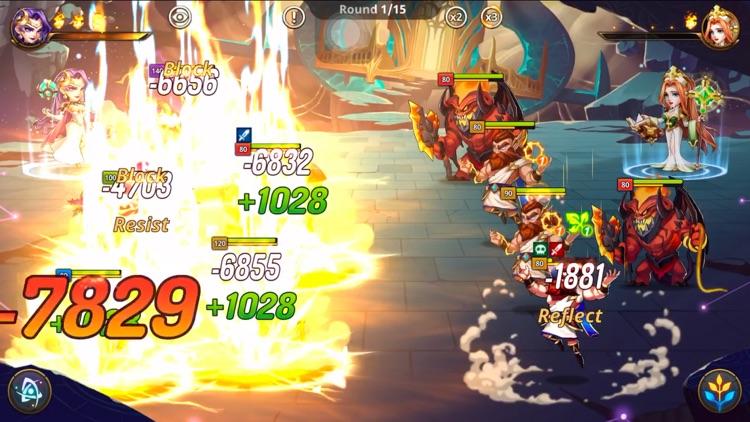 Kỷ Nguyên Triệu Hồi - AFK RPG screenshot-7
