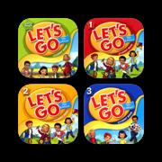牛津少儿英语 Let's go 第四版七级别课程全套 -全球最受欢迎的儿童美语让孩子赢在起点,注重口语循序渐进歌谣助学有效复习