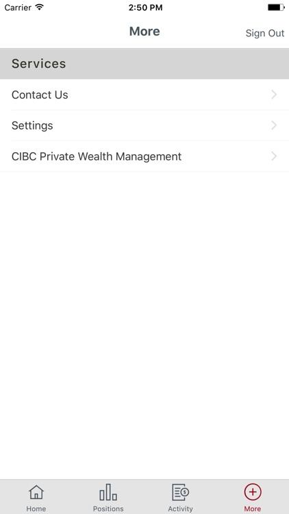CIBC Private Wealth Management screenshot-4