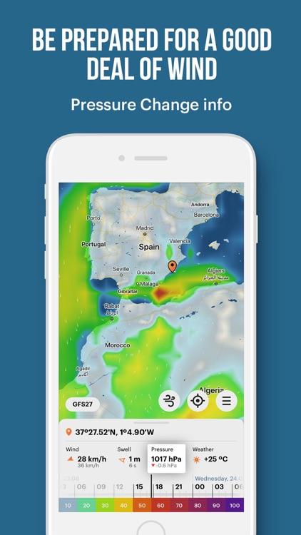 WindHub: sailing weather screenshot-6