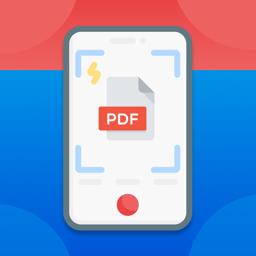 Ícone do app Camera Photo to PDF Converter