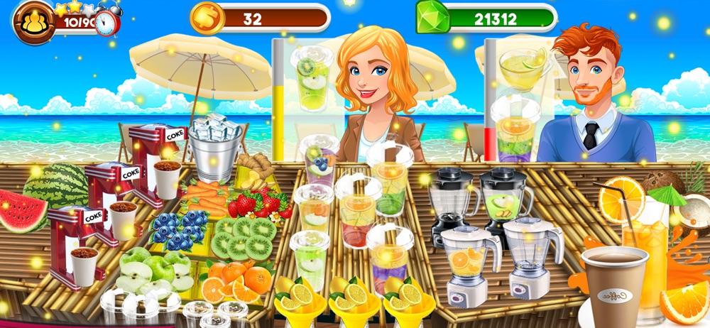 Coffee Shop Juice Drink Tycoon Cheat Codes
