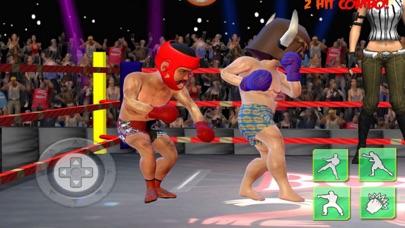 Mini Boxing: Champion King Screenshot on iOS