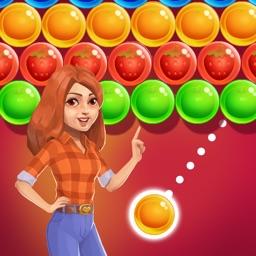 Bubble Shooter Magic Farm