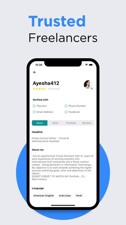 24Task Hire & Find Freelancer screenshot-9