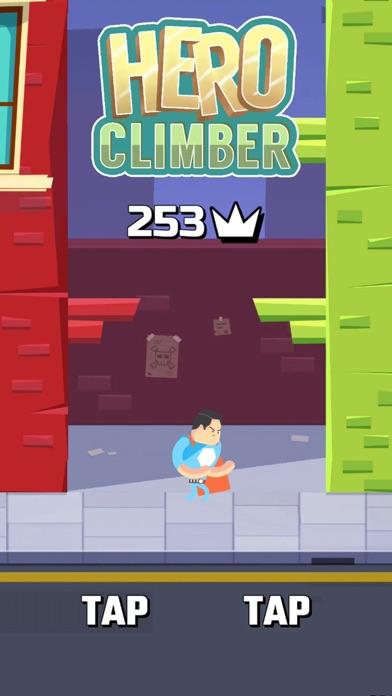 Hero Climber Screenshot