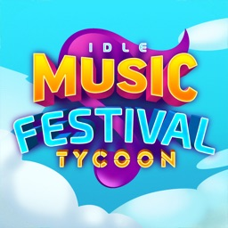 Idle Music Festival Tycoon