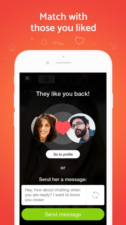 Hey cupid app