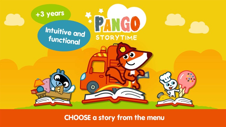 Pango Storytime screenshot-0