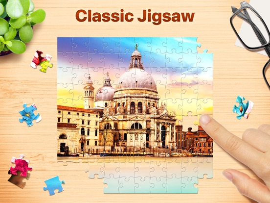 Jigsaw Puzzles - Puzzle Games screenshot 6