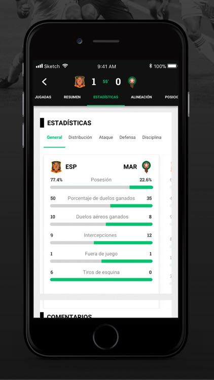 Univision Deportes screenshot-3