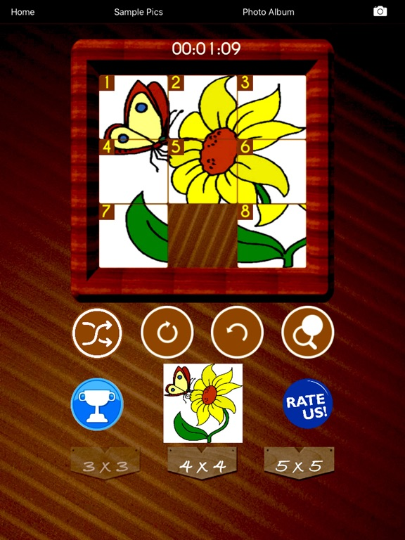 Mystic Square : Premium. screenshot 9