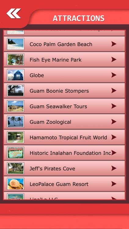 Guam Island Tourism - Guide screenshot-3