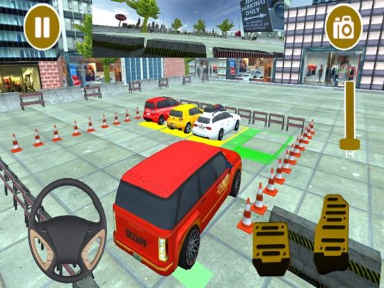 Скачать Extreme Prado Car Parking 3D