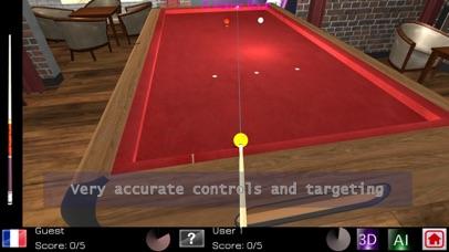 Carom Billiards Pro screenshot 3