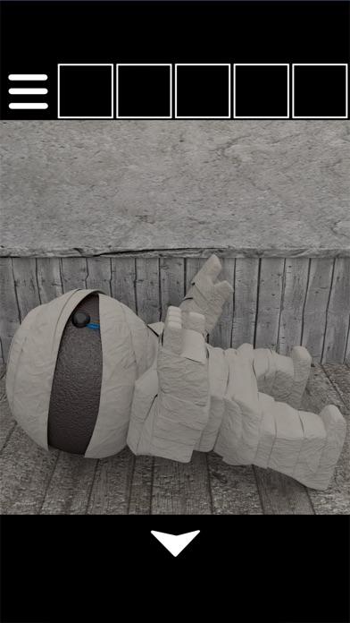 脱出ゲーム ちょっと怖いお化け屋敷からの脱出紹介画像4
