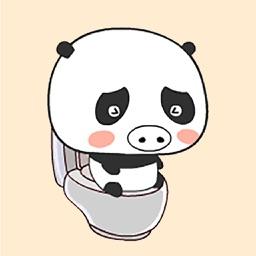 Little Bear Animated Sticker
