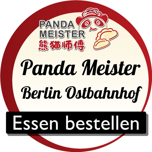 Panda Meister Berlin Ostbahnho