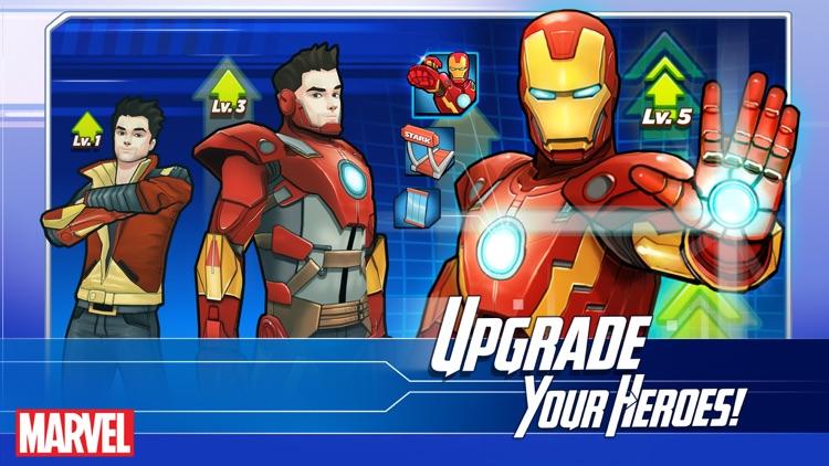 MARVEL Avengers Academy screenshot-3