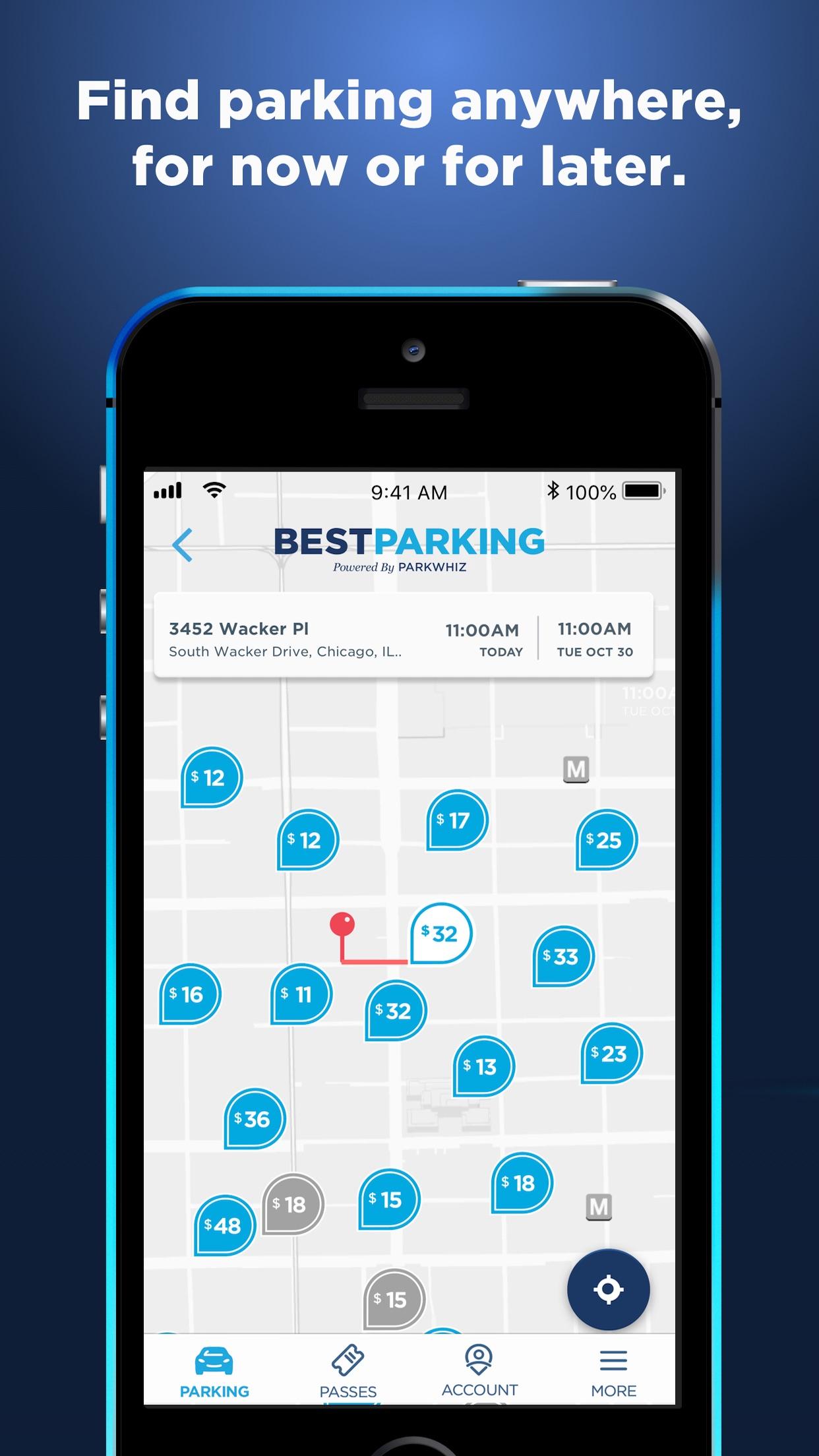 BestParking: Get Parking Deals Screenshot