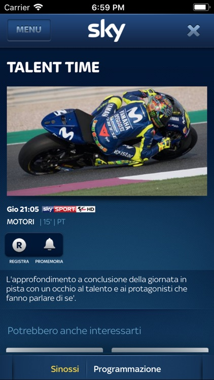 Sky Guida TV screenshot-2