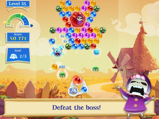 Скачать Bubble Witch 2 Saga