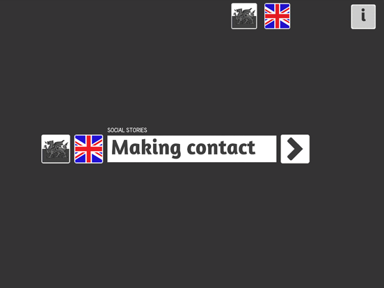 Screenshot #6 pour Gwneud Cyswllt/ Making Contact