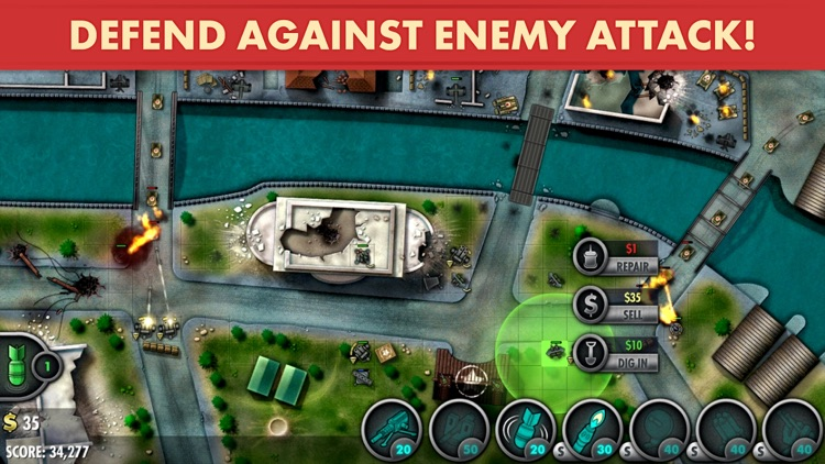 iBomber Defense Pacific screenshot-1