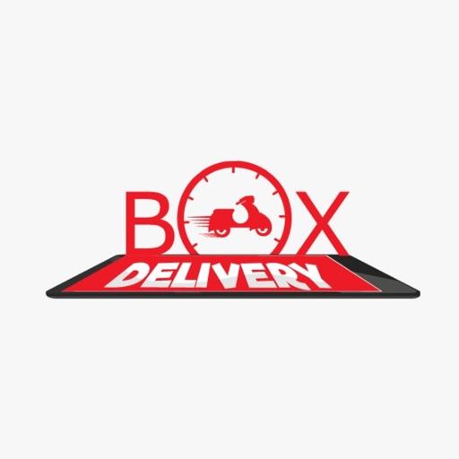 Driver - Delivery Box