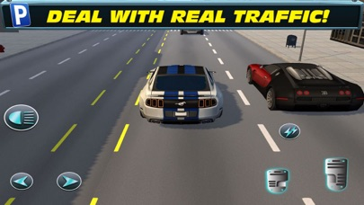 Fast Car Racing: Highway Sim screenshot 1